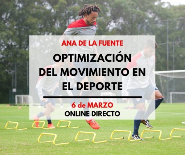 optimización del movimiento ONLINE DIRECTO
